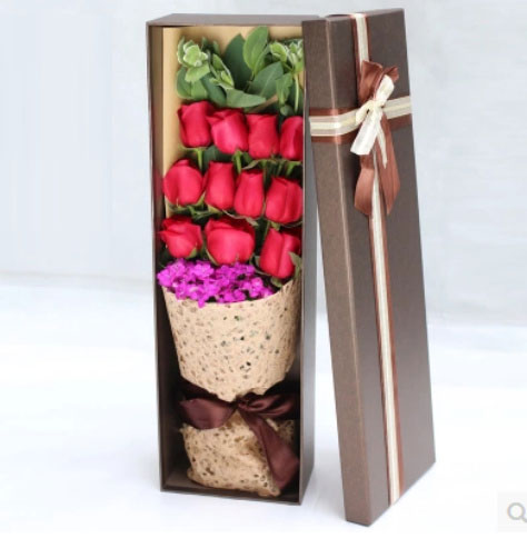 11朵礼盒(红粉白)