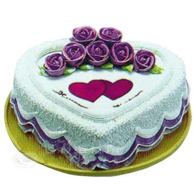 蛋糕-紫色浪漫