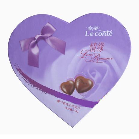 金帝情缘巧克力