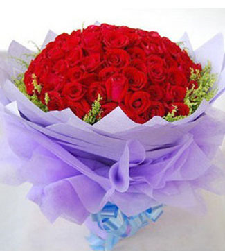 99朵红玫瑰/温馨甜蜜