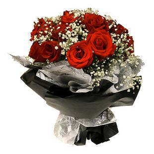 有梦就有你\12支玫瑰