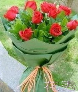 千言万语的思念/红玫瑰12只