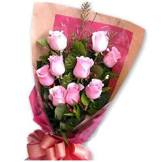 9朵玫瑰/与天分享的爱
